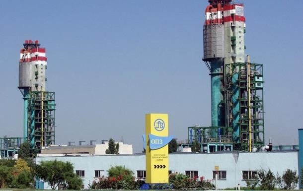 Одесский припортовый завод возобновляет работу