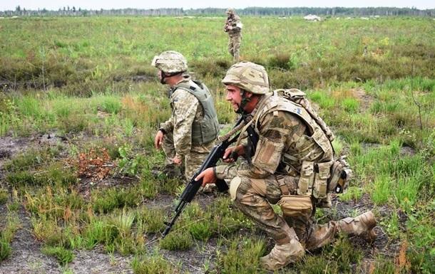 За сутки в АТО ранены четыре бойца
