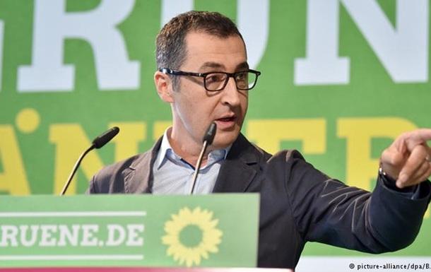 Німецькі Зелені погодилися вести переговори про коаліцію