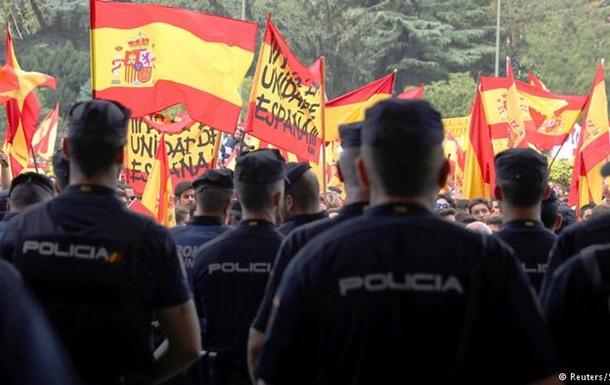 Мадрид заблокував систему підрахунку голосів у Каталонії