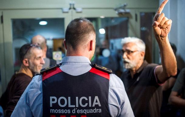 Мадрид заблокировал систему подсчета голосов в Каталонии