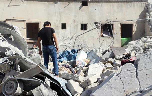 Авіаудари по сирійській провінції Ідліб: більше 30 жертв