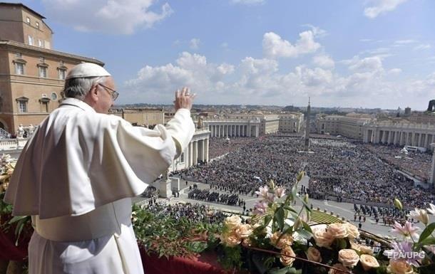 Папа Римский призвал Италию  расширять площади  для мигрантов