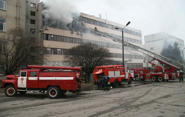 Беззахисні перед вогнем. Пожежна безпека в Україні