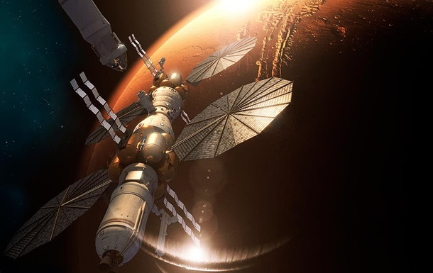 Lockheed Martin показала марсіанську станцію