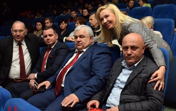 Депутат Госдумы РФ посетил Донецк