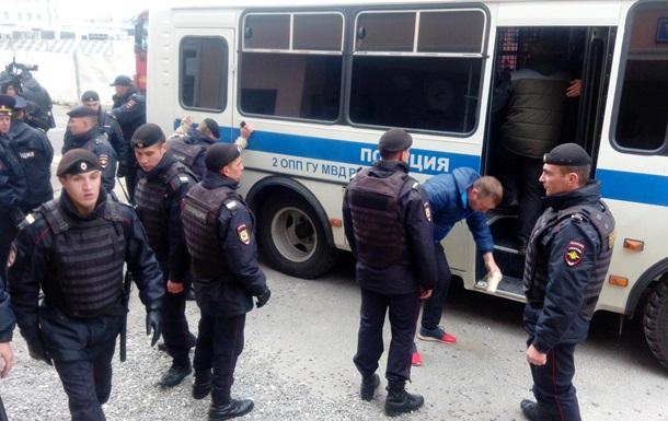 У РФ на мітингу проти цензури Youtube затримали 22 людини