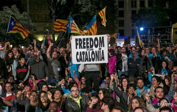 У Каталонії скликають загальний страйк