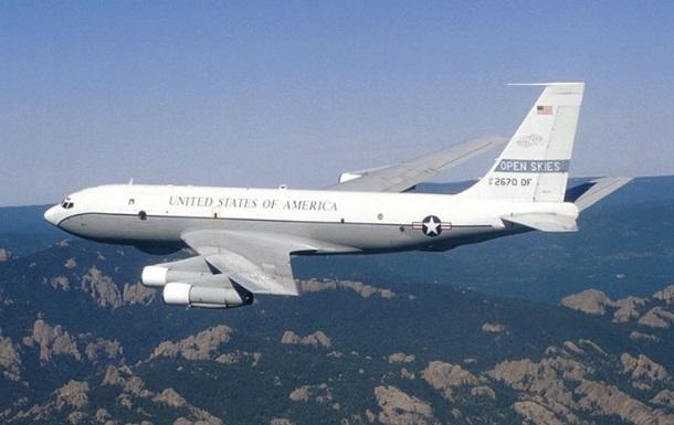 США и Дания проведут наблюдательный полет над РФ