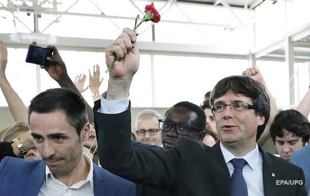 Глава Каталонии: Результаты референдума впечатляют