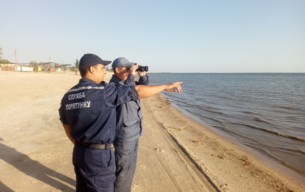 В Донецкой области нашли тело одного из трех пропавших рыбаков