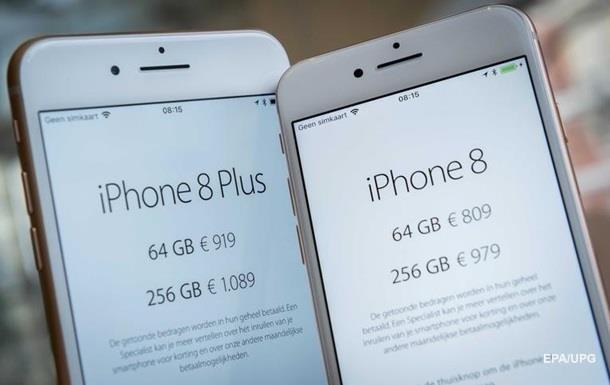 Apple расследует случаи вздутия iPhone 8 Plus