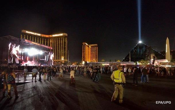 Стрілянина в Лас-Вегасі: поліція ліквідувала стрільця