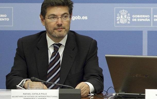 Минюст Испании пригрозил Каталонии приостановкой автономии