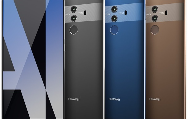 У Мережу  злили  дизайн флагмана Huawei Mate 10 Pro