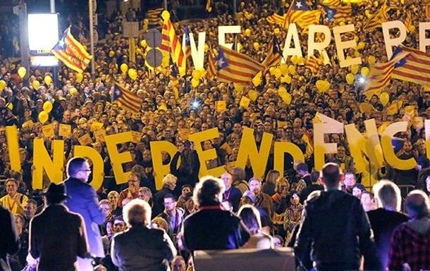Каталония и Донбасс