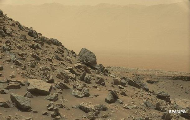 Ученые объяснили наличие жидкой воды на Марсе