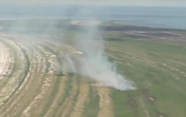 Україна випробувала нову ракету в біосферному заповіднику - екологи