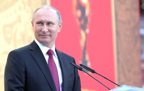 Путін прокоментував референдум у Каталонії