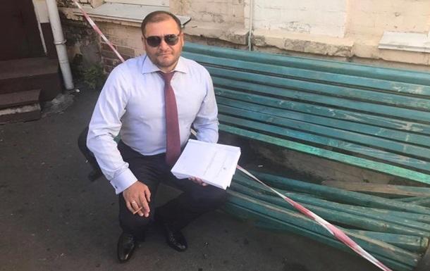 Добкін заявив про вихід з Опоблоку