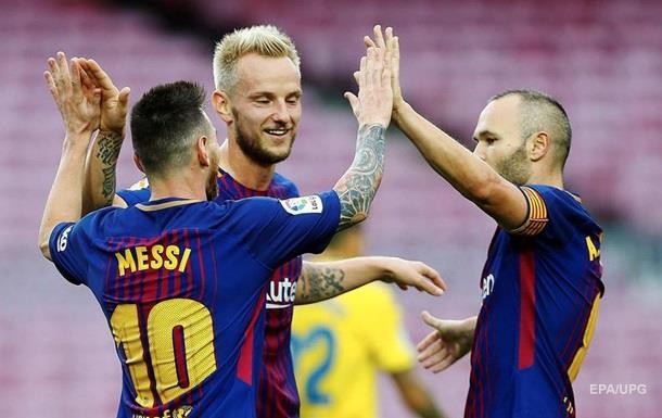 Каталонская Барселона может покинуть Ла Лигу из-за референдума