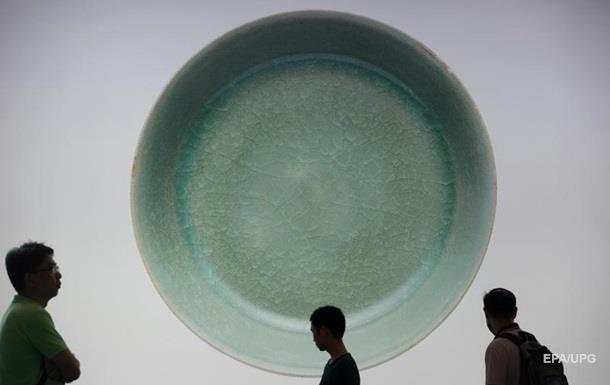 Китайская чаша продана за рекордные $37 млн