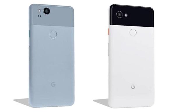 Презентация Google Pixel 2 и Pixel 2 XL: онлайн
