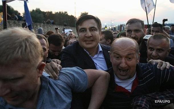 Прорив Саакашвілі: 10 грузинам заборонили в їзд