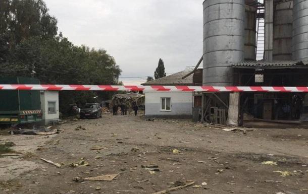 У Сумах вибух на макаронній фабриці