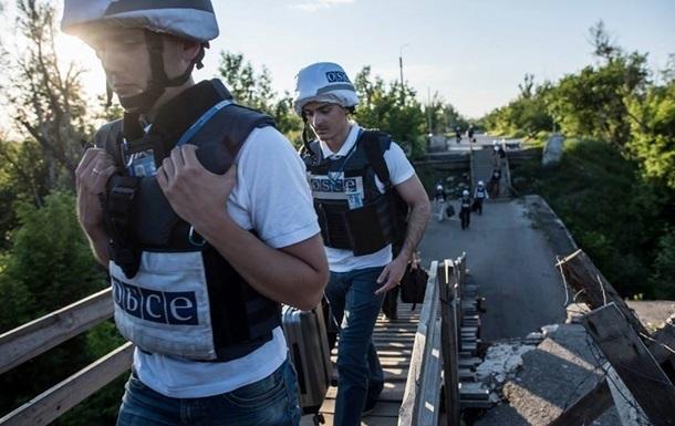 ОБСЕ: Военные ВСУ убили мужчину в Счастье