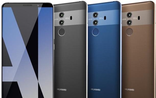 Huawei Mate 10: фото