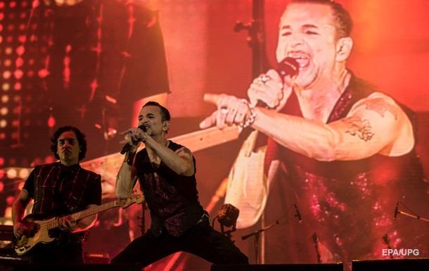 Depeche Mode номинировали на включение в Зал славы рок-н-ролла
