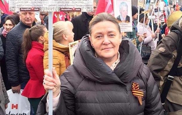 ЗМІ назвали  агентом СБУ  одну з організаторів  референдуму  в Донецьку