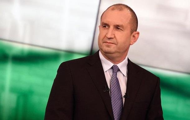 Президент Болгарии выступил за снятие санкций с РФ