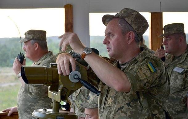 Муженко розповів, яку зброю Київ чекає від США