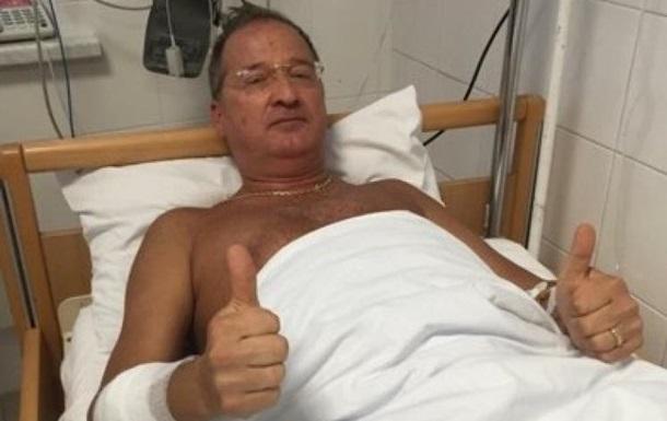 У заступника голови Одеської облради п ять кульових поранень - депутат