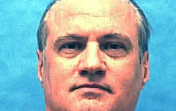 У США стратили чоловіка за вбивство 34-річної давнини