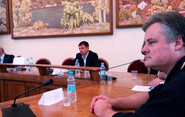 Олег Верник взяв участь у круглому столі з питань реформи соціального діалогу