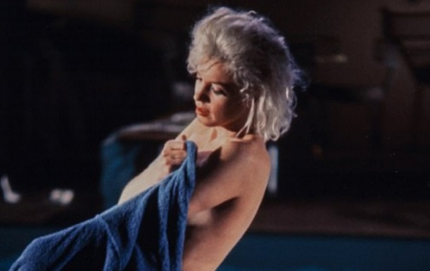 Снимки обнаженной Мерлин Монро пустят с молотка