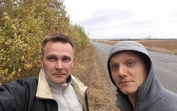 Запорізькі журналісти СТБ потрапили під обстріл під Красногорівкою