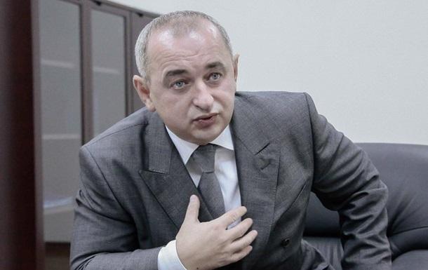 Матиос рассказал об арестованном имуществе Клименко