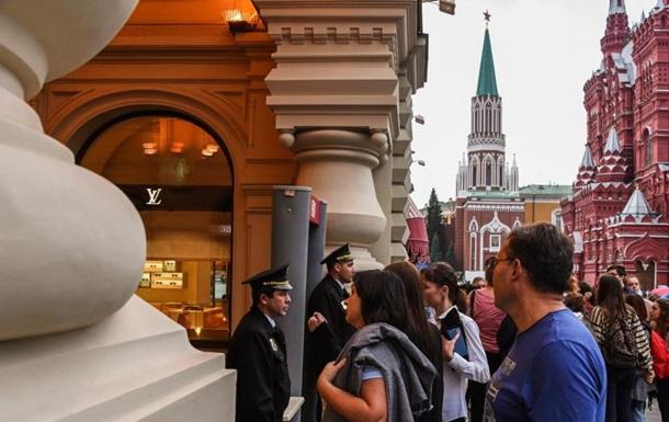 У Москві  замінували  понад 60 будівель - ЗМІ