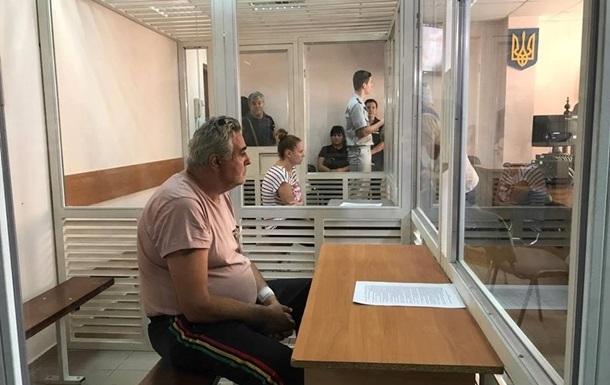 Директора одеського табору залишили під арештом