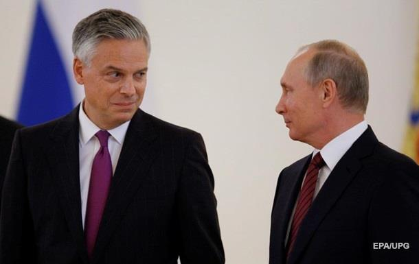 Новый посол США в РФ выделил Украину в приоритет
