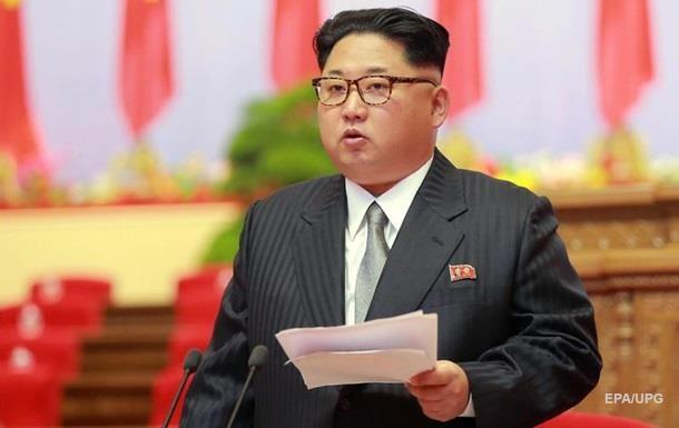 Кім Чен Ин заявив про зростання економіки Північної Кореї