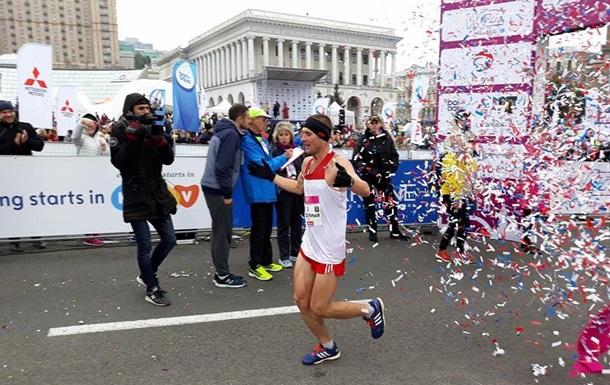 Київський марафон виграв спортсмен з Донбасу