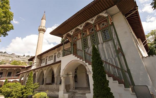 У Криму націоналізували Ханський палац