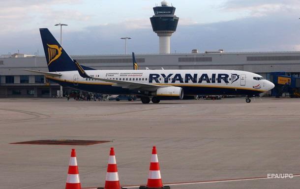 Ryanair звільнить операційного директора через скасування рейсів
