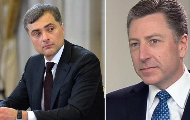 Что решили Волкер и Сурков  в Белграде