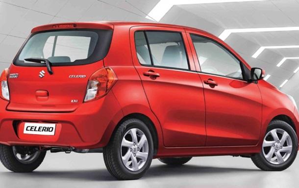 Suzuki Celerio: фото